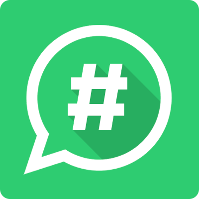 WhatsHash Logo
